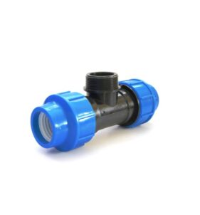 Irrigation Fittings - Male Tee Compression. For sale at FarmAbility South Africa